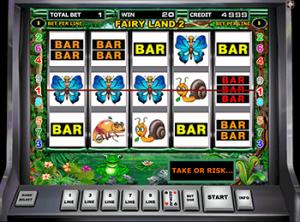 Fairy land сказочная страна игровой автомат apk