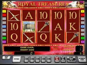 Обзор Royal Treasures