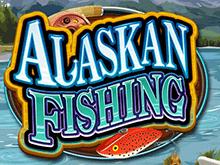 Играть в аппарат зеркало Alaskan Fishing