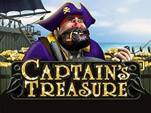 Captains Treasure: играйте с выводом реальных денег