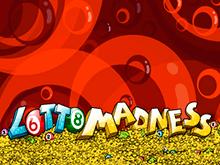 Lotto Madness на деньги – классический слот для счастливчиков